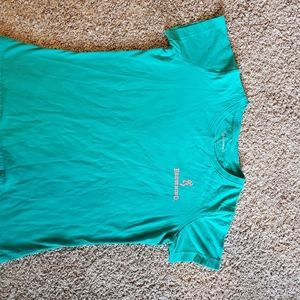 Turquoise tee youth